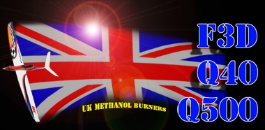 UK Methanol Burners